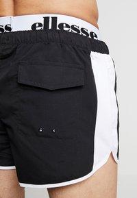 Ellesse - NASELLO - Swimming shorts - black - 1