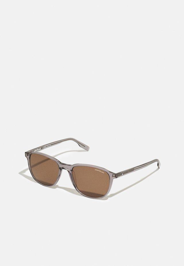 UNISEX - Occhiali da sole - grey/brown