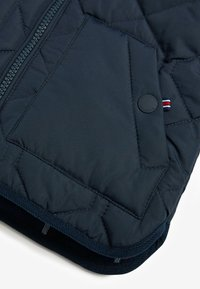 Next - SMART QUILTED  - Light jacket - dark blue - 2