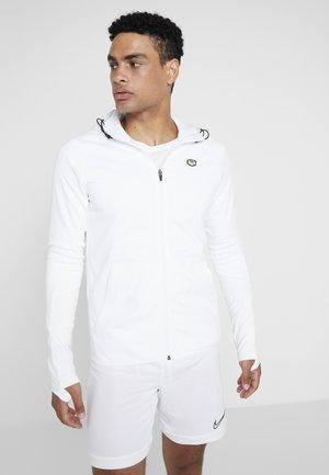 TOTTENHAM HOTSPURS HOODIE - Klubové oblečení - white/binary blue