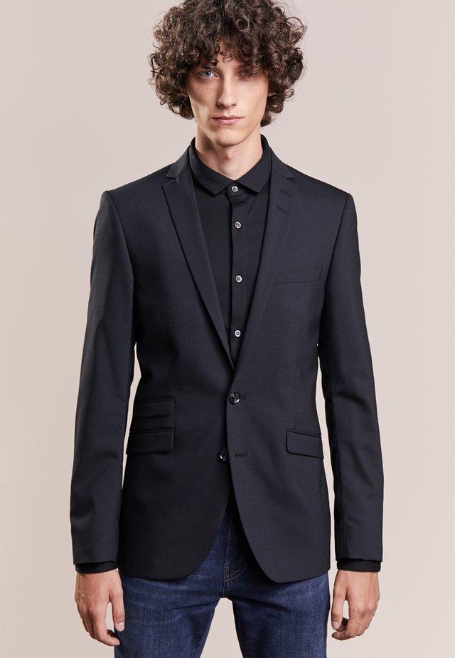 NEDVIN - Veste de costume - black