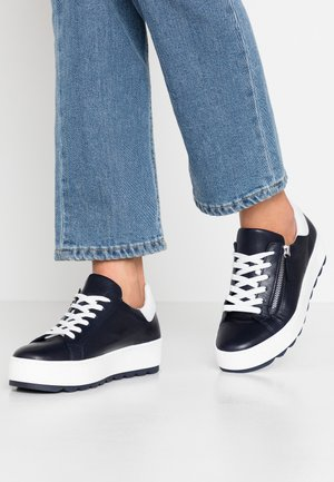 Trainers - midnight/weiss