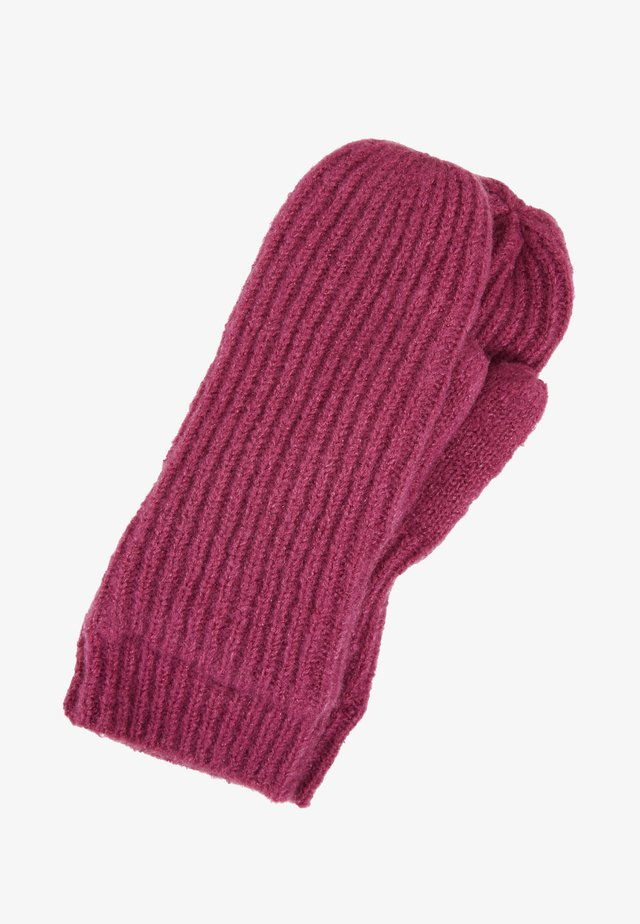 NUMARCELLINA MITTENS - Muffole - orchid