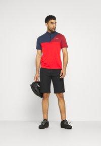 Vaude - MENS TURIFO SHORTS - Short de sport - black - 1