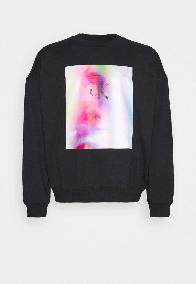 PRIDE GRAPHIC  - Sweater - black