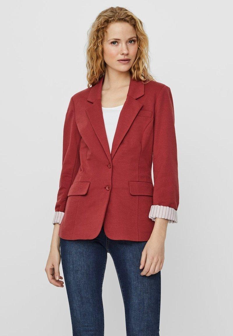 Vero Moda - Blazer - brick red