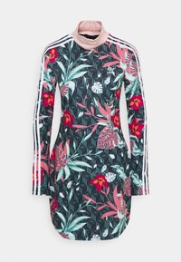 DRESS - Jersey dress - multicolor
