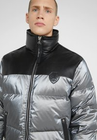 John Richmond - JACKET HAMMOS - Dunjakker - silver/black - 3