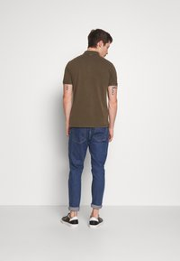 Napapijri - ELBAS - Polo shirt - green way - 2
