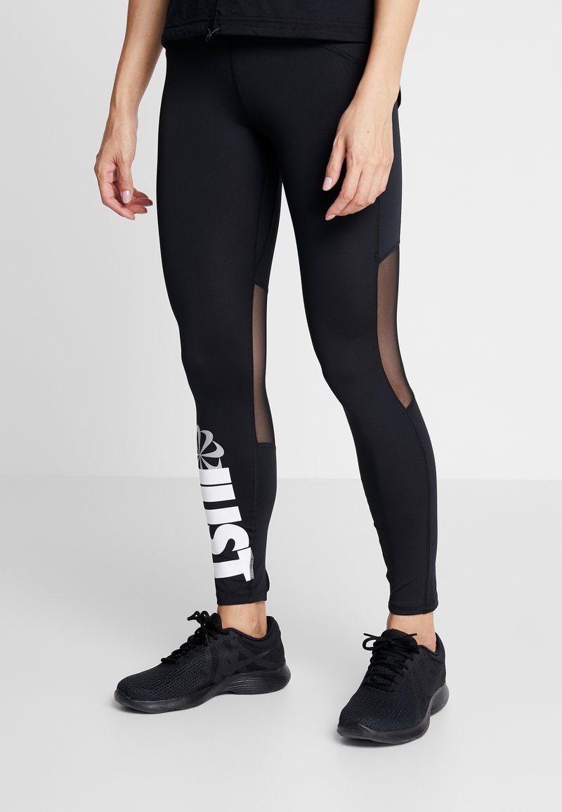 Nike Performance - PEED - Punčochy - black/white