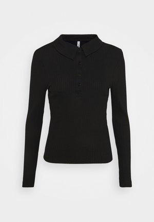 ONLUMA LIFE - Long sleeved top - black