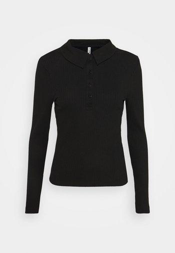 ONLUMA LIFE - Bluzka z długim rękawem - black