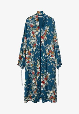 PETAL - Summer jacket - blau