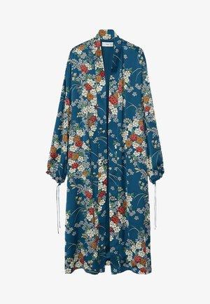 PETAL - Lett jakke - blau