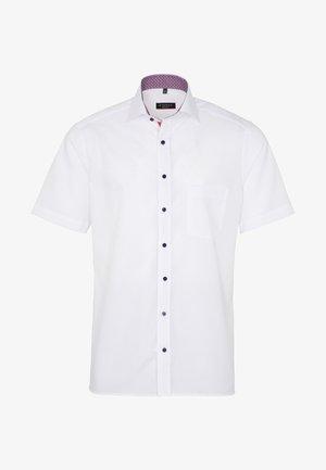 FITTED WAIST - Shirt - white