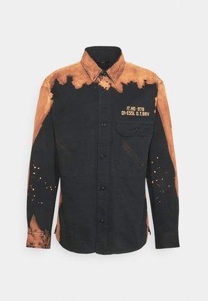 S-BUNNELL - Košile - black