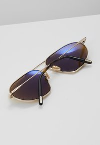 Tom Ford - Sunglasses - rose gold-coloured / brown - 5