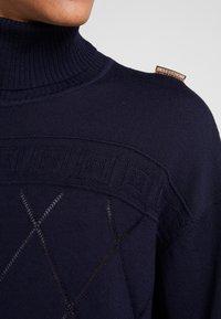 Versace Collection - Strikpullover /Striktrøjer - blue - 5