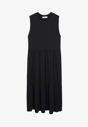 SHARONA2-L - Denní šaty - zwart