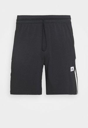 AEROREADY TRAINING SPORTS SHORTS - Sports shorts - black/white