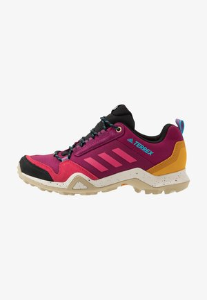 TERREX AX3 BLUESIGN - Hiking shoes - power berry/power pink/core black