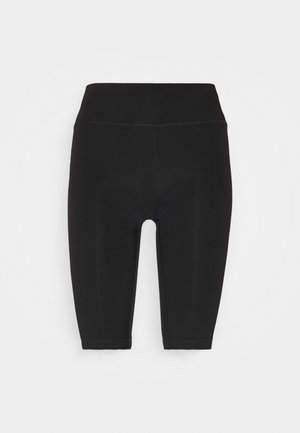ESSENTIAL BIKE TIGHTS - Punčochy - black