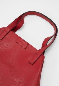 TOM TAILOR - MIRI ZIP - Handbag - red - 5