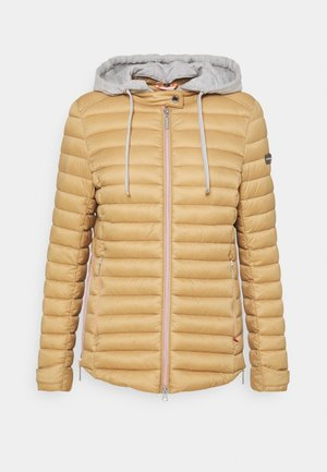 Winter jacket - golden cactus