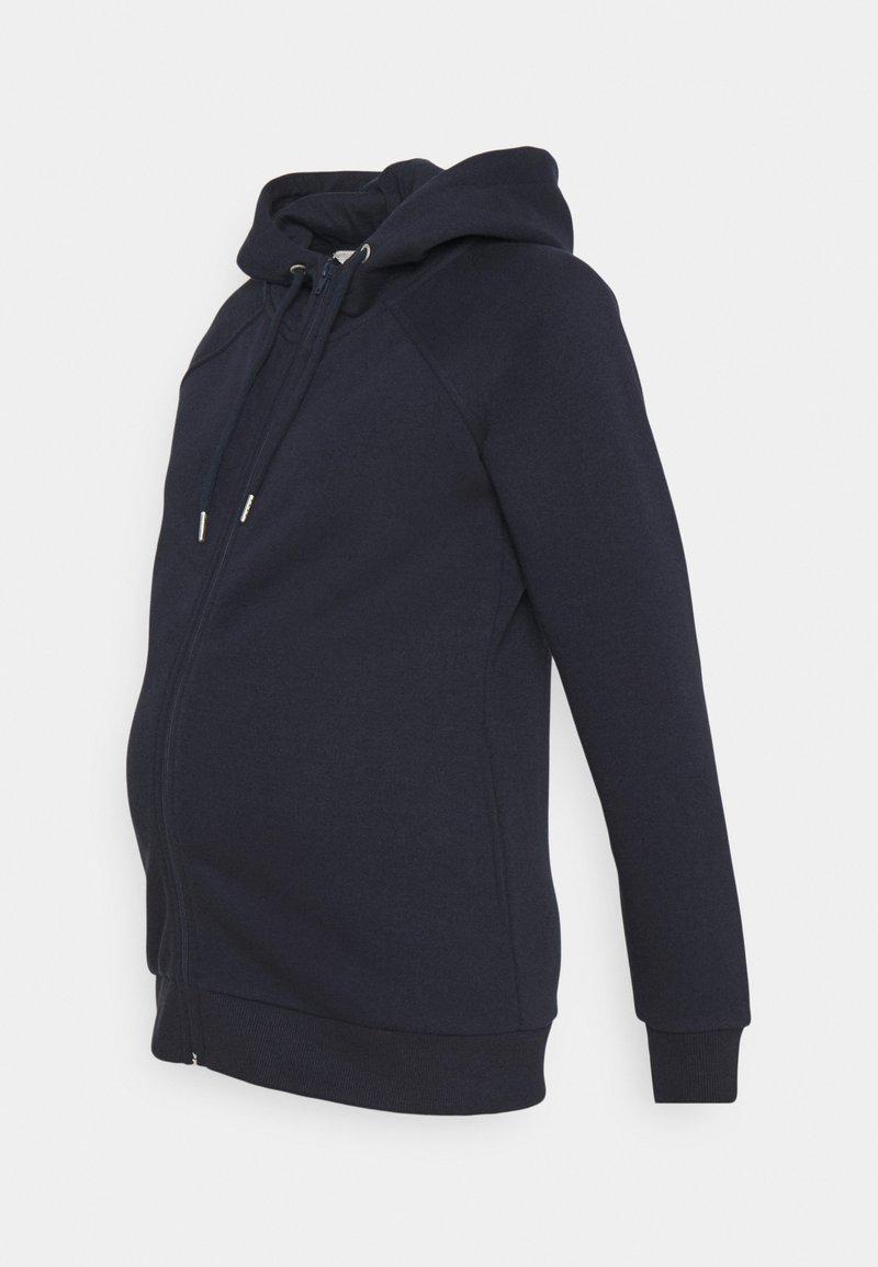 Noppies - CARDIGAN 3-WAY - Zip-up sweatshirt - night sky
