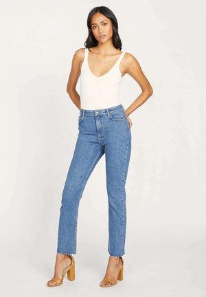 Slim fit jeans - yq stone bleach