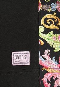 Versace Jeans Couture - LADY DRESS - Jersey dress - black - 4