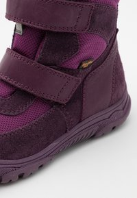 Froddo - LINZ TEX MEDIUM FIT - Winter boots - purple - 5