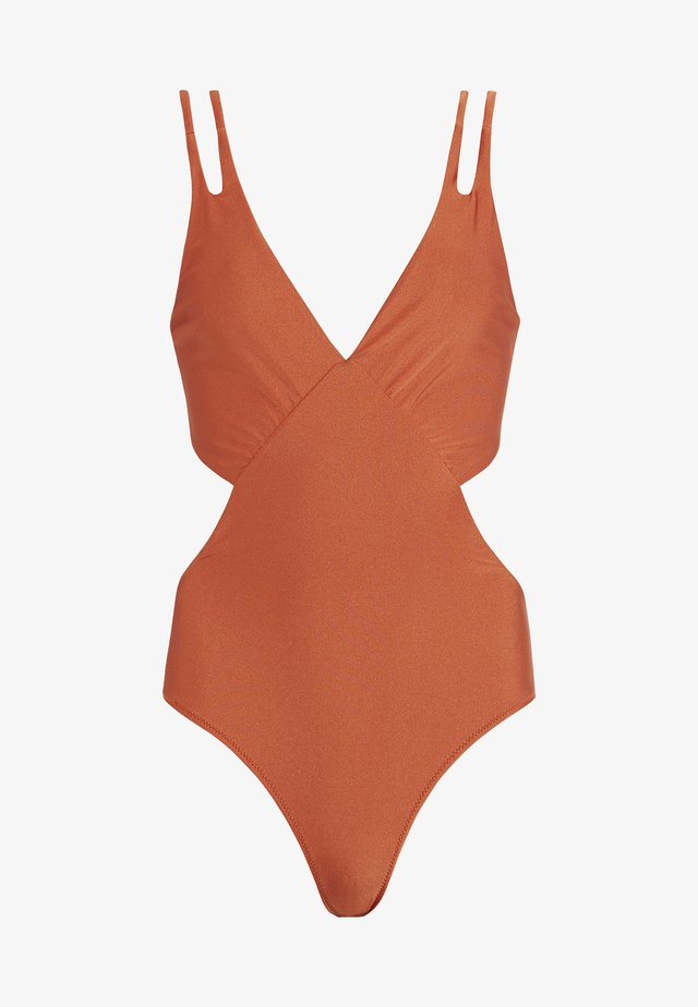Badedragter - orange