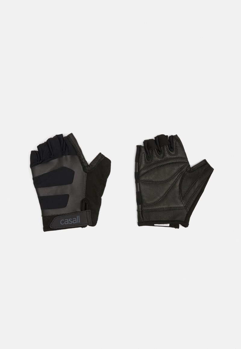 Casall - EXERCISE GLOVE MULTI UNISEX - Mitaines - black