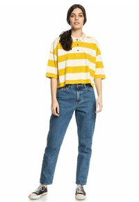 Quiksilver - Polo shirt - lemongrass modern day - 1