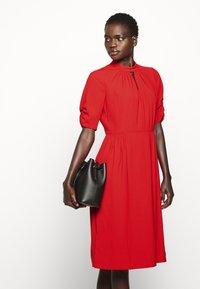 LK Bennett - VERONIQUE - Day dress - bauhaus red - 6