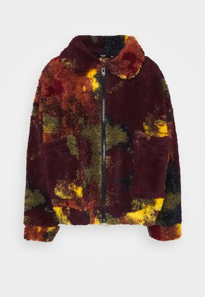 AUTUMNAL RAINBOW JACKET - Chaqueta fina - multi