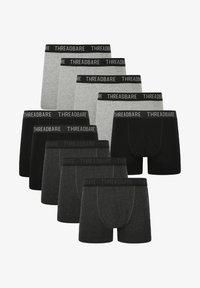 Threadbare - 10 PACK - Pants - grey - 3