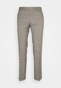 Limehaus - HERITAGE TROUSER - Suit trousers - brown - 4