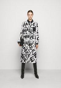 Diane von Furstenberg - MAE - A-line skirt - mantras ivory - 1