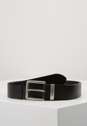 NEW ALBERT PLUS - Belt - regular black