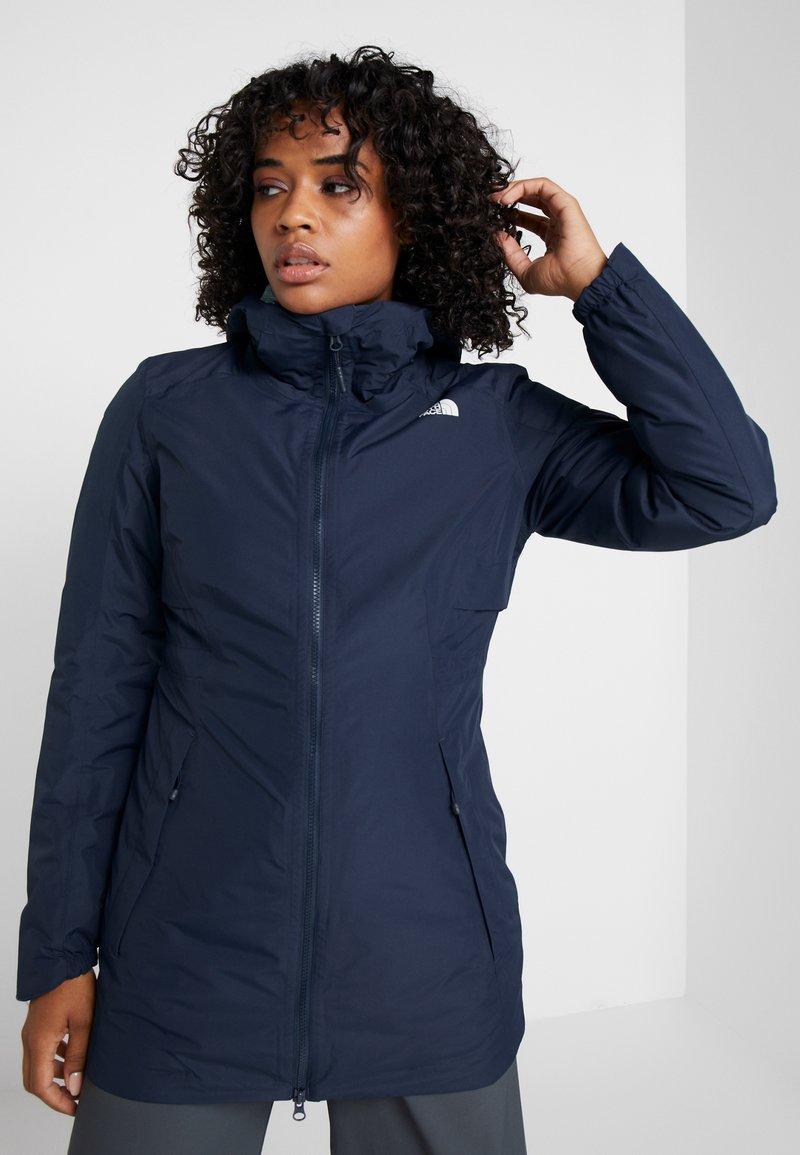 The North Face - HIKESTELLER INSULATED  - Parkatakki - urban navy