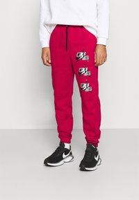 Jordan - PANT - Pantaloni sportivi - red - 0