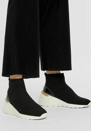 BIACLARE  - Höga sneakers - black