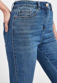 Next - Jeansy Skinny Fit - mottled blue - 2