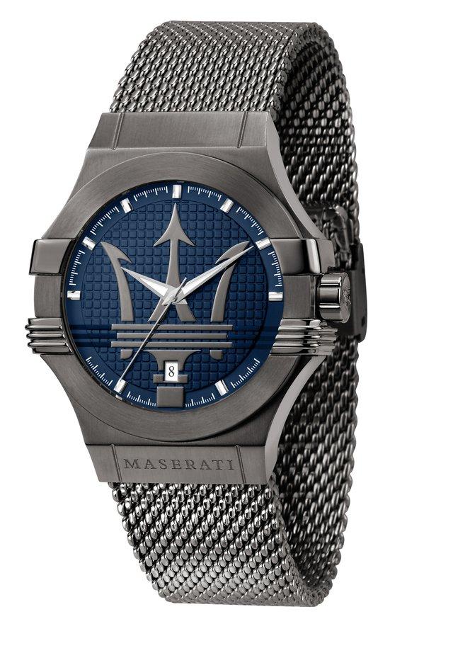 QUARZ POTENZA 42MM - Horloge - grau
