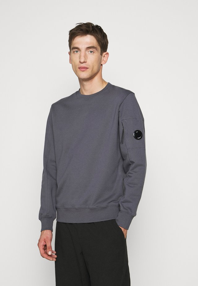 CREW NECK - Sweater - ombre blue