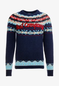 Best Company - CREW NECK FIN - Jumper - navy - 5