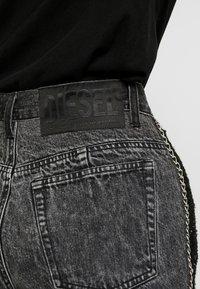 Diesel - GITTE NEW - Trousers - black - 5