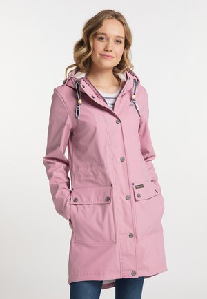 Waterproof jacket - candy pink